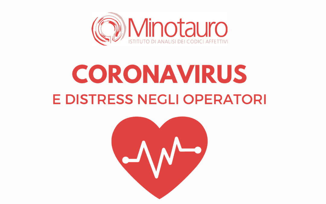 Ampliamento progetto Coronavirus e distress negli operatori