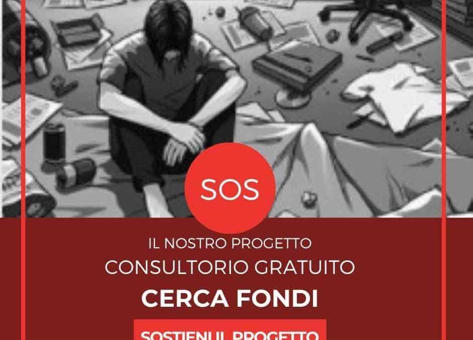 """Il progetto """"Consultorio gratuito"""" cerca fondi"""