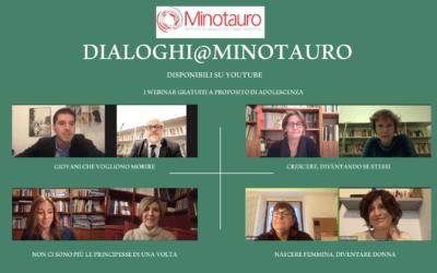 Disponibili le registrazioni del secondo ciclo dei Dialoghi@Minotauro